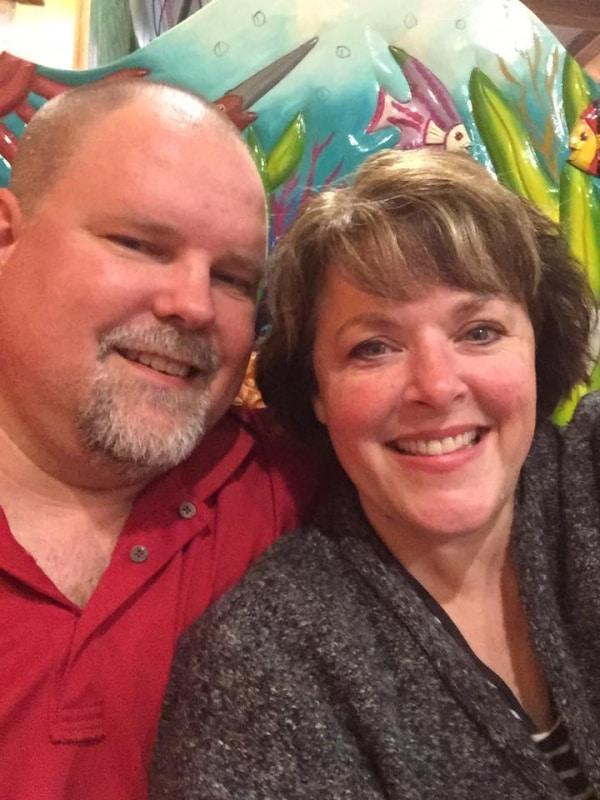 Lee Anne Speelman and husband Phil